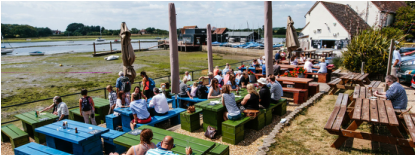 Pubs and restaurants near bosham lodges